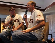 San Francisco Giants, S.F. Giants, photo, 2014, Pixar, John Lasseter, Kirk Rueter